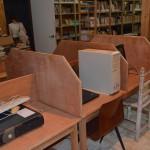 Bibliothèque et Cybercafé